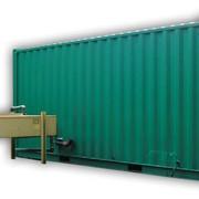 Биогазовая когенерационная установка, мощность - 80кВт фото