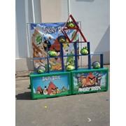 Продается аттракцион Angry Birds Live фото
