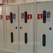 Порошковая (Полимерная) покраска терминалов , пожарных и рекламних щитов фото
