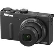 Цифровой фотоаппарат Nikon COOLPIX P330 Black фото