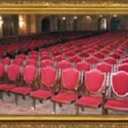 Набор стульев для актового зала по индивидуальному заказу, стулья для залов фото