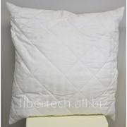 Подушка спальная однотонная 68*68 см хлопок (бязь)
