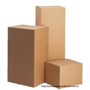 Гофрокартонная упаковка для мебели, крупногабаритн фото