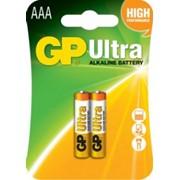 Батарейка bat GP Ultra LR03, бл.2шт 24AU 40\160 фото