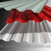 Профнастил С-20 RAL -цветной фото