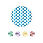 Тарталетки/капсулы бумажные Горошек (зеленый) 5х3 см, 100 шт фото