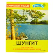 Шунгит для минерализации воды Premium (500гр) - Природный целитель фото