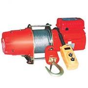 Лебёдка грузовая электрическая ЛЭГ-300 фото