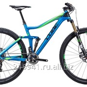 Велосипед Cube Stereo 120 Super Hpc Sl 29 (2015) синий фото