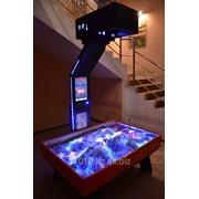 """R-KIDS: Детский игровой автомат """"СЕНСОРНЫЙ ПЕСОК"""" для бизнеса и для образования фото"""