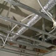 Металлоконструкции для вентиляционных систем фото