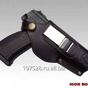 Кобура поясная для пистолета Ярыгина скрытого ношения модель Gyurza фото