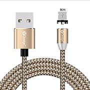 Магнитный USB кабель для Iphone фото