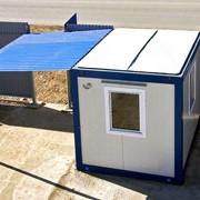 Блок контейнеры очистных сооружений фото