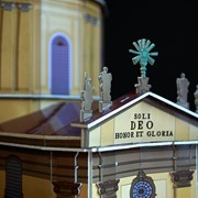 Изготовление макетов и 3D пазлов в Киеве фото