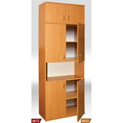 Шкаф для книг,книжный шкаф. Корпусная мебель, мебель детская. Шкафы-купе от производителя фото