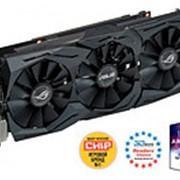 Видеокарта Asus PCI-E STRIX-GTX1060-6G-GAMING nVidia GeForce GTX 1060 6144Mb 192bit GDDR5 1500/8000 DVIx1/HDMIx1/DPx3/HDCP Ret фото