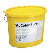 Фасадная силиконовая краска StoSilco Color фото