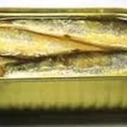Консервы рыбные в масле фото