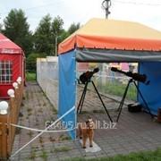 Тир пневмопушки Базука и шатер фото