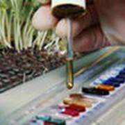 Химический анализ почвы фото