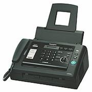 Телефакс Panasonic KX-FL423RU, черный фото