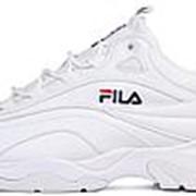 """Кроссовки Fila Ray """"White"""" (FS1SIA1160X) фото"""