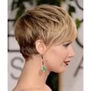 Стрижка на короткие волосы фото