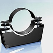 Стеновой кронштейн с полимерным покрытием 1,5 d-150 фото
