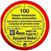 Патроны Флобера Dynamit Nobel. фото