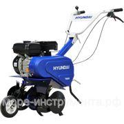 Культиватор бензиновый Hyundai T800, 5.5 л.с., 2 вала, ширина обработки 30-60 см, глубина 32 см, 45 кг фото