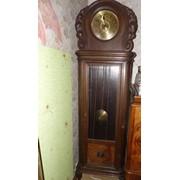 Старинные напольные часы фото
