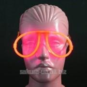 Светящееся украшение / Очки / Party / Оранжевый g00004-04 фото