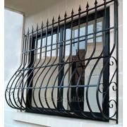 Решетки оконные, балконные фото