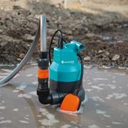 Насос для грязной воды модель 4ГНОМ 25-20 фото
