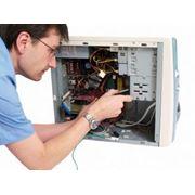 ремонт и сервисное обслуживание компьютероворгтехники и периферийных устройств фото