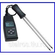 Влагомер зерна MD7822(Гигрометр). Измеритель влажности зерновых. фото