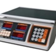 Весы торговые DS-700E B (без стойки) фото