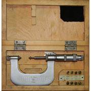 Микрометр резьбовой 25-50 мм фото