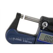 Микрометр цифровой МКЦ ГОСТ 6507-90 фото