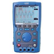 CEM DT-990S Скопметр (мультиметр-осциллограф) профессиональный True RMS фото