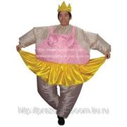 Надувной костюм Балерина
