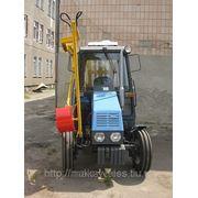 Машина для очистки смотровых и дождевых колодцев МОК-188 фото