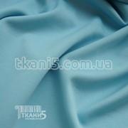 Ткань Трикотаж джерси (голубой ) 5312 фото