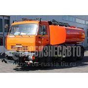КО-829С1-01 на КАМАЗ 65115 комбинированная фото