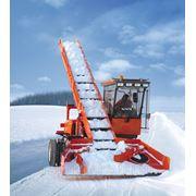 Лаповый снегопогрузчик КО-206М2-03, Евро 3! Гидравлический! фото