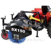 Щетка коммунальная SX 150 (Foton) фото