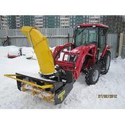 Шнекороторный снегоотбрасыватель TREJON OPTIMAL SB-120 фото