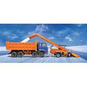 Лаповый снегопорузчик КО-206М и его модификации фото