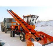 Модернизированный лаповый снегопогрузчик КО-206М1-03, Евро 2! фото